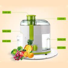 Máy ép hoa quả Anmir ARM-600B công suất 500W máy ép trái cây gồm 2