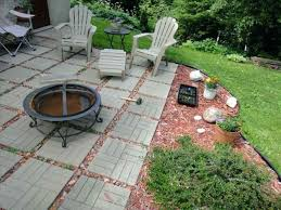 square paver patio. Exellent Paver Patio Ideas  Paver Designs With Grass Throughout Square  And E