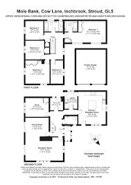 Mole Bank Floorplan Peter Joy Estate Agent
