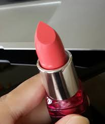 Pink power is soft pink shade its lovely for day time wear. Its pigmented  but you may have to build the color for opacity. Rock The Coral
