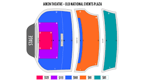 Aiken Theater Evansville Seating Chart Ticketingbox Shen Yun 2020 Evansville Shen Yun Tickets