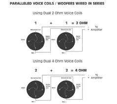 4 ohm wiring diagram subwoofer wiring diagrams wiring diagrams Wiring Diagram For Dual 4 Ohm Subwoofer ohm wiring diagram wiring diagrams mashups co 4 ohm wiring diagram single dvc ohm wiring diagram wiring diagram for 3 dual 4 ohm subs