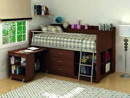 bunk bed with closet vanity loft bed vanity loft bed loft bed closet underneath wooden loft