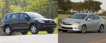 Toyota RAV4, Lexus HS 250h Recalled Over Tie Rod Failure. Again ...