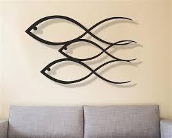 metal wall art metal fish art metal