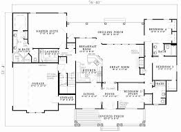 2500 sq ft ranch house plans lovely ranch house plans under 2500 square feet lovely 2500