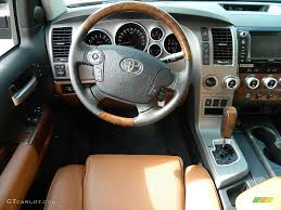 2012 Toyota Tundra Platinum CrewMax 4x4 interior Photo #59674495 ...