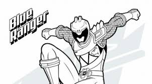 Get The Power 15 Power Rangers Coloring Pages Print Color Craft