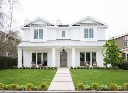 farmhouse style front doorsmodern farmhouse style exterior transitional with landscaping