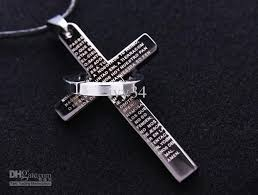 mens cross necklace engraved attractive mens engraved necklaces minimalist personalized necklace