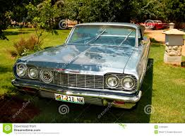 Vintage Car 1964 Chevrolet Impala Coupe Editorial Stock Image ...