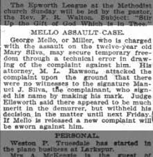 Oakland Tribune from Oakland, California on August 8, 1903 · Page 14