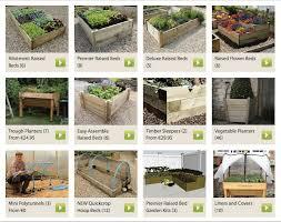 raised beds for vegetable gardening