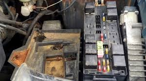 1999 dodge grand caravan sport fuse box location under hood youtube caravan fuse box problems 1999 dodge grand caravan sport fuse box location under hood