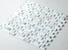 glass and stone mosaic tile white glass mosaic tile attractive elegant pure mixed stone tiles bathroom glass and stone mosaic tile