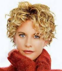 most s with curly hair may not want to try this pixie cut because they are afraid they will look like a clown but if meg ryan america s sweetheart
