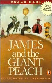 james and the giant peach a children s story by roald dahl a young boy escapes from two wicked aunts and embarks on a series of adventures with six giant