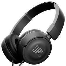 Купить <b>Наушники</b> накладные <b>JBL T450</b> Black (JBLT450BLK) в ...