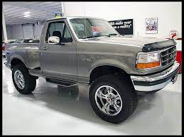 Mecum Auctions The World S Largest Collector Car Auction Ford F150 1995 Ford F150 Lifted Ford Trucks