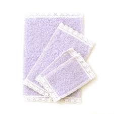 frome model centre de6774 dolls house emporium 1 12 lavender purple towel set for only 5 99