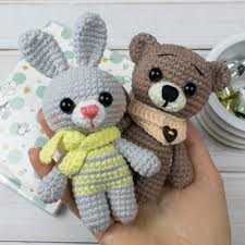 Crochet Animal Patterns Free