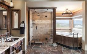 walk in shower heads, sistine stone shower kit, and custom walk in showers  image