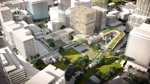 grimshaw s new plans for high rise school complex on sydney s outskirts