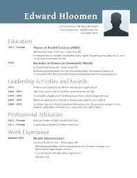 Microsoft Resume Templates 2010 Impressive Free Resume Templates For Word Socialumco