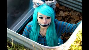 cheshire cat makeup tutorial costume