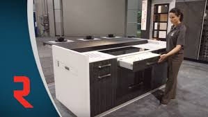 Functional Kitchen Booth Tour Iwf 2014 Kitchen Solutions And Doors Hardware Youtube