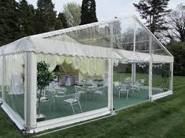 wedding reception tent decoration ideas