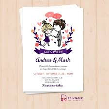 Free Downloadable Wedding Invitation Templates Wedding Invitation Designs Free Download Wedding Invitation 85