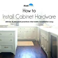 mounting kitchen cabinets gallery of cabinet hardware fitting to wall