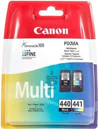 Набор <b>картриджей Canon PG-440/CL-441 Multi Pack</b>