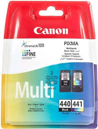 Набор <b>картриджей Canon PG</b>-440/<b>CL</b>-441 <b>Multi Pack</b>