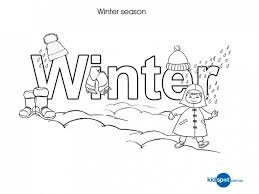 Small Picture Free Printable Winter Coloring Pages For Kids Winter Coloring