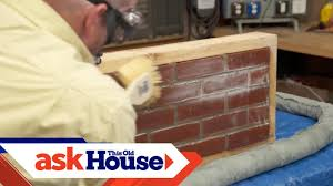 how to clean brick with acid