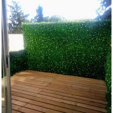artificial tulum wall panels set