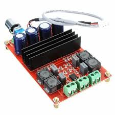 2x100w <b>tpa3116</b> d2 dual channel digital <b>audio amplifier board</b> 12v ...