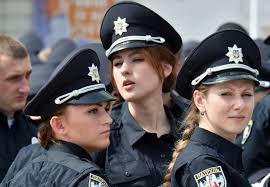 ukraine s new female police officers are popular on social media ukraine s new female police officers are popular on social media for the right reasons