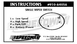 converting to a universal wiper switch page 2 gbodyforum and here is the factory delay wiper diagram which is weird because it seems to missing a few wires i ll post when i get home which wires are missing