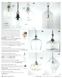 blown glass pendant lights large clear yellow green and amber bell jar pendant lighting fixtures lighting
