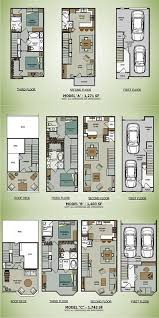 floor plans of the sawyer brownstones 2110 shearn st houston