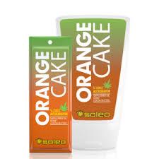 Крем для солярия <b>Soleo</b> Orange Cake   Отзывы покупателей