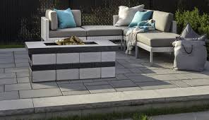 Outdoor Fire Pits & Fireplace | TLC Supply Quincy, MA - Hardscape ...