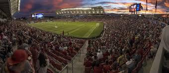 Real Salt Lake Seating Chart 3d Rio Tinto Stadium Seating Chart Map Seatgeek