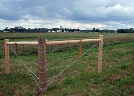 Farm fence Electric Electric Alcovy Fence Post Time Services Farm Fencing In Niagara And Southern Ontario