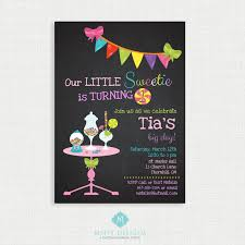 printable birthday invitation candy land invitation candy birthday party invitations diy printable template chalkboard