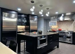 image modern kitchen lighting. Modern Kitchen Lighting Over Island Exciting Design Tiny Ideas Excellent Dark Brown And Top Granite With Image