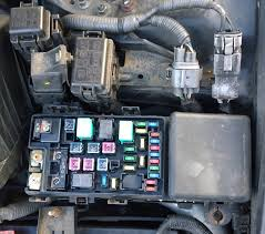 honda accord 2005 headlight relay location motor vehicle which covers these fuses relays enter image description here